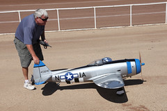 Land of the Giants (twm1340) Tags: arizona scale airplane march model cam central sedona az rc 2015 modelers