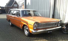 Ford Country Sedan 1965 (88-ZF-46) (MilanWH) Tags: ford sedan country 25 enschede 1965 88zf46 sidecode3