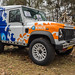 Land Rover Bowler - Sponsered by Albert Heijn -  Experience Island - Loon op Zand