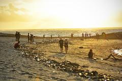 Garbage! Segara Kuta Bali (eduardopradana) Tags: sunset bali beach trash garbage kuta segara