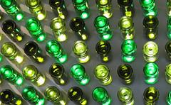 Green Wine Bottles (Habub3) Tags: green canon germany wine bottles powershot grüne koblenz wein festung g12 flaschen 2015 ehrenbreitstein deuschland habub3