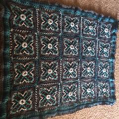 Erin Rex (The Crochet Crowd) Tags: crochet mikey cal divadan crochetalong yarnspirations cathycunningham thecrochetcrowd michaelsellick danielzondervan freeafghanpattern mysteryafghancrochetalong freeafghanvideo caronsimplysoftyarn