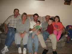 Jack, LuAnn, Jarrod, Dylan, Paul and Dylan's siblings (photosbysusan!) Tags: dylan jack paul jarrod luann 200712