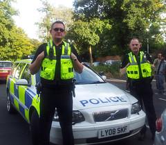 Generic UK Police Patrol