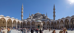 Blue Mosque Pano