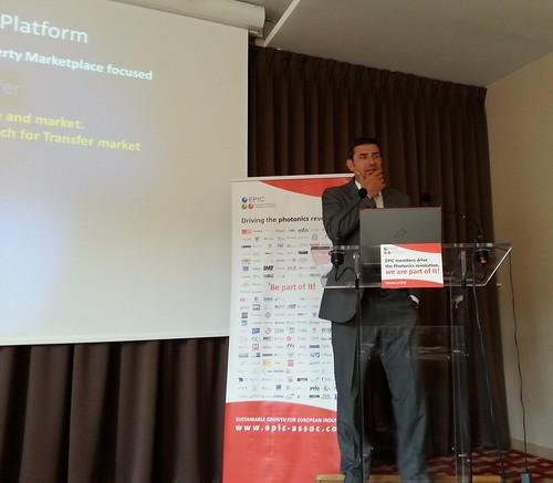 EPIC AGM 2015 speaker Ernesto Barrera
