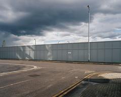 Reconstruction (jubalharshaw) Tags: london nine elms battersea redevelopment reconstruction flats housing regeneration pentax 67 6x7 smc 55mm f4 kodak ektar 100 scan film frontier fuji