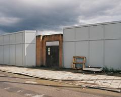 Reconstruction (jubalharshaw) Tags: battersea nine elms london regeneration redevelopment gentrification building kodak ektar 100 sharp medium format film 6x7 pentax smc 55mm lens takumar scan fuji frontier