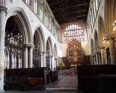 Kings Lynn Minster (grannie annie taggs) Tags: light church minster kingslynn