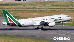 Alitalia A320-214 (dn280tls) Tags: alitalia a320214 eidtj