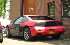 1986 Pontiac Fiero 2.5 GT (rvandermaar) Tags: 1986 pontiac fiero 25 gt pontiacfiero sidecode5 hvxv45