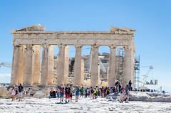 Partenone (mAlexandros) Tags: acropoli architettura atene geo grecia partenone templi nikon greece athens attiki attica beautiful best ellade ellada ellas