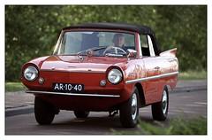 Amphicar 770 / 1964 (Ruud Onos) Tags: amphicar 770 1964 amphicar7701964 amphicar770 ar1040 nationale oldtimerdag lelystad nationaleoldtimerdaglelystad ruudonos oldtimerdaglelystad havhistorischeautomobielverenigingnederland