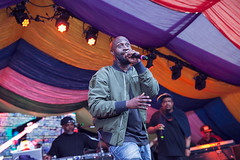 De La Soul @ Mostly Jazz Festival 6 (preynolds) Tags: concert gig livemusic dof canon5dmarkii mark2 raw tamron2470mm frontman rapper rap stage stagelights moseley moseleyprivatepark birmingham counteractmagazine noflash hiphop mostlyjazz2016