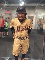 Stengel Statue (JenGallardo) Tags: bbhof caseystengel cooperstown mets museum nationalbaseballhalloffame nbhof newyork newyorkmets newyorkstate ny stengel upstate