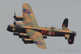 Avro Lancaster B1 - PA474
