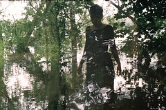 RiverWitch (Dwam) Tags: film witch doubleexposure multipleexposure 35mmfilm elusive ghostie i dwam