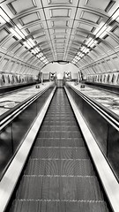 Rush Hour - Central Line - London Liverpool Street Station (Andrea Kennard) Tags: