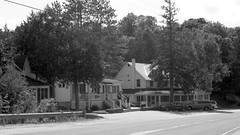 Miner's Bay_ (Bill Smith1) Tags: billsmithsphotography canonf1n dorseton fdn50f14lens hc110b ilforddelta100 july2016 lakeofbays muskoka filmshooterscollective