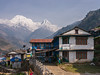 Landruk (faj2323) Tags: annapurnasouth himalpani hiunchuli landruk npl nepal pashchimanchal mountain