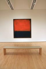 A Lonely Rothko (JB by the Sea) Tags: sanfrancisco california painting sfmoma financialdistrict markrothko sanfranciscomuseumofmodernart june2016