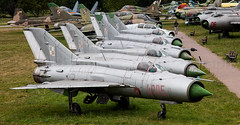Polish AF MiG 21's (Rami Khanna-Prade) Tags: polishaf mikoyangurevich mig migalley fishbed mongol polishaviationmuseum aircraft avgeekairplane aviationaircraftaviationphotography avporn aerophotography