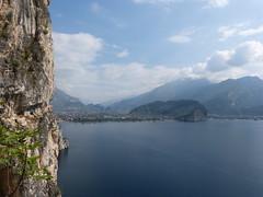 Riva del Garda (Christian G2) Tags: day cloudy gardasee lagodigarda italien italy italia rivadelgarda