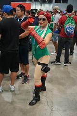 Cammy (Nelo Hotsuma) Tags: las vegas nevada evo evolution championship series fighting game tournament convention video cosplay costume street fighter capcom cammy
