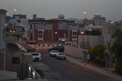 peace. (REFVL) Tags: calm cars sunrising makkah asleep peaceful home newbie