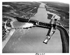 Barkley Dam Construction Project (NashvilleCorps) Tags: barkley barkleydam construction cumberlandriver usace corpsofengineers nashvilledistrict kentucky 1964