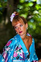 New Geisha Girl 12 ( iflonidA) Tags: geisha girl nude ticino smile redhair beautyiful cesare adinolfi iflonida