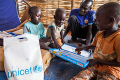 Loved ones lost as families flee violence in South Sudan (EU Humanitarian Aid and Civil Protection) Tags: 1to5yearsold boy family internallydisplacedperson southsudan sportandplay uniceflogo juba jubek africa europeancommission echo humanitarianaid humanitariancrisis conflict violence children childprotection familyreunification idp idpcamp poc clashes displaced displacedpeople families familyreunion health hospital war