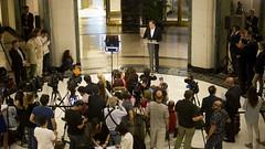 Mariano Rajoy comparece en el Congreso (Partido Popular) Tags: rajoy marianorajoy ruedadeprensa pp partidopopular congreso