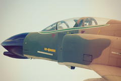 Fighter Jet Canopy (dalenewsted) Tags: f4c22mc airplaine mcdonnelldouglasf4phantomii unitedstatesnavy supersonic jet interceptor aircraft fighterbomber