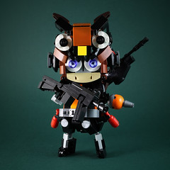 Mercenary-OwlBaby-1 (LEGO 7) Tags: mercenary owlbaby owl lego