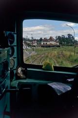 Llegando a Osorno desde una  16000 (Aquellos Aos Pasados) Tags: chile tren locomotora osorno 16000