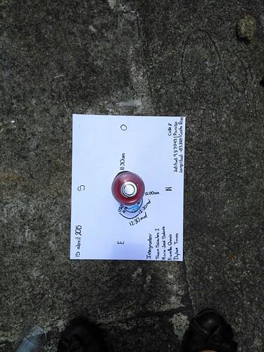 Observación del Sol Cenital, CTP de Orosi, Costa Rica, Karla Picado.