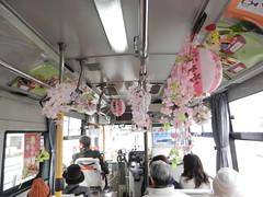 DSCN4453 bus from Kojima to Mt. Washu - Hina-matsuri decorations from local primary school kids (drayy) Tags: bridge japan train suspension great jr lookout shikoku   suspensionbridge ohashi setoinlandsea     seto  honshu inlandsea       mtwashu