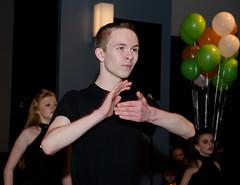 Erin's Pride dancer