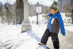 (ccwphoto) Tags: street city winter portrait urban snow chicago cold canon children kid explore l 5d approved f28 markiii 2470