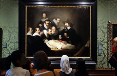 Rembrandt, The Anatomy Lesson of Dr. Tulp gallery view