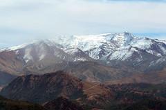 Tizi n'Tichka Pass (JohntheFinn) Tags: africa snow northafrica pass oasis morocco maroc marrakech maghreb marrakesh lumi ouarzazate col sola marokko afrique highatlas afrikka tizintichkapass coldutichka pohjoisafrikka tichkansola