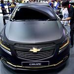 Chevrolet Cruze at the 36th Bangkok International Motor Show thumbnail