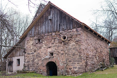 Surprised house (Pavlo Petrenko) Tags: germany hike schwarzwald badenwrttemberg
