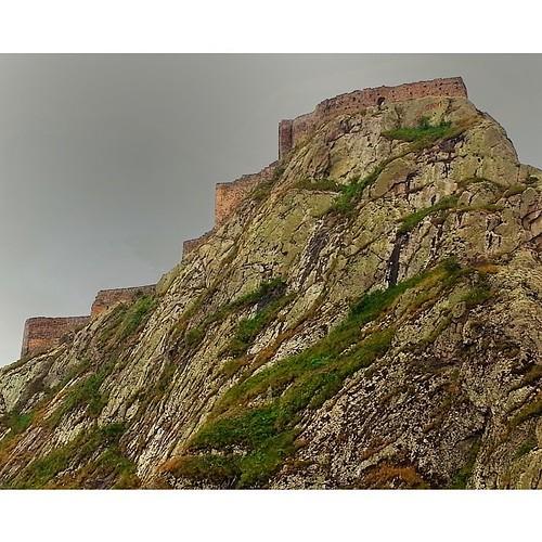#دژ #بابک_خرمدین #کلیبر #آذربایجان_شرقی #قلعه_بابک #Babak #castle #Kaleybar #East_Azarbaijan #Iran  #Babak_castle