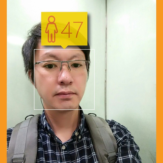 how-old.net計算的年齡不準確!!!