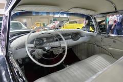 1956 Oldsmobile Holiday 88 (bballchico) Tags: 1956 oldsmobile holiday88 olds88 2doorhardtop inthemood johnurbanec carolurbanec northwestrodarama 206 washingtonstate
