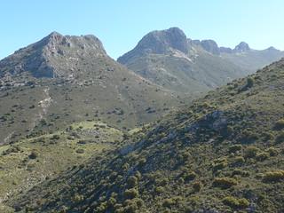 Sierra Arana Ridges 6 May 2015