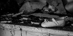 Isolation (Jackie XLY) Tags: urban blackandwhite bw building exploring yorkshire explore urbanexploration hull exploration derelict abandonedbuilding urbex adandoned kingstonuponhull hessle urbexyorkshire urbexhull