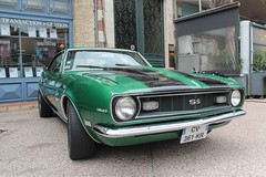 Camaro SS (xwattez) Tags: auto old france chevrolet car us automobile ss voiture camaro american transports toulouse ancienne 2015 vhicule rassemblement amricaine